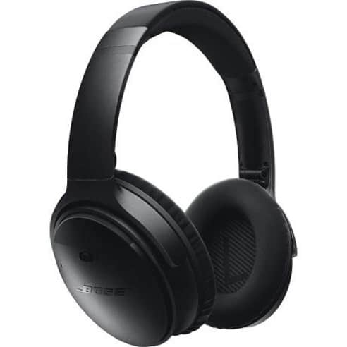 Product Image of the 보스 노이즈 캔슬링 헤드폰 QC35