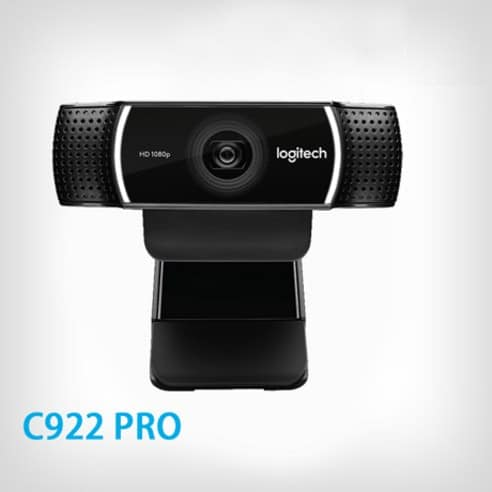 Product Image of the 로지텍 C922 PRO HD